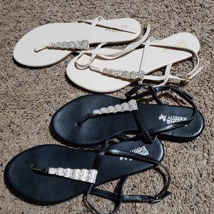 Three Pairs of Sandals Bundle